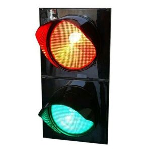 Electrical traffic Signal 2 color 1400 1