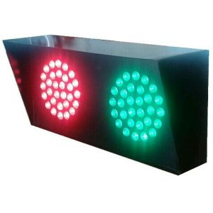 Electrical traffic Signal 2 color Horizental 850