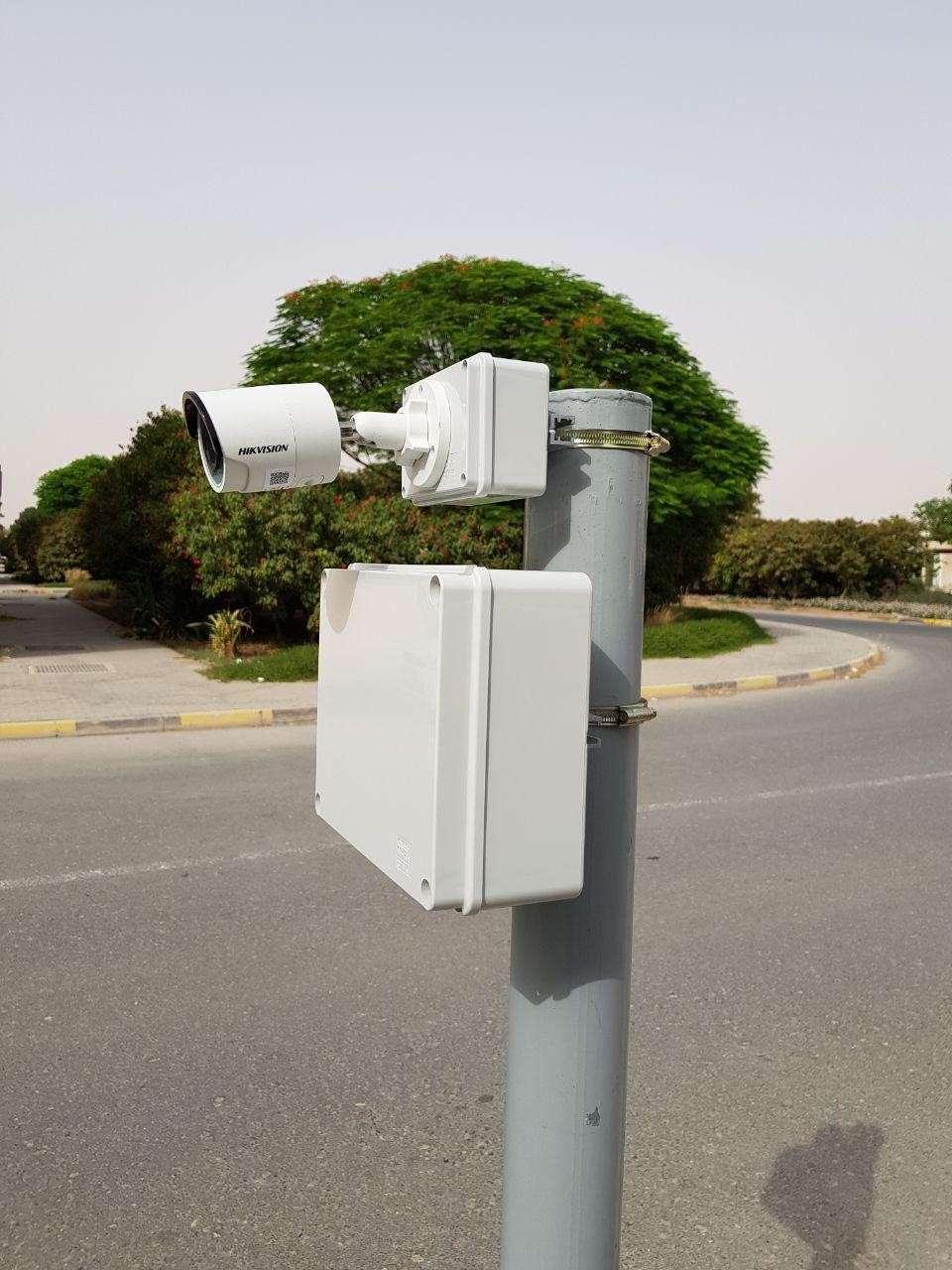 traffic enforcement camera