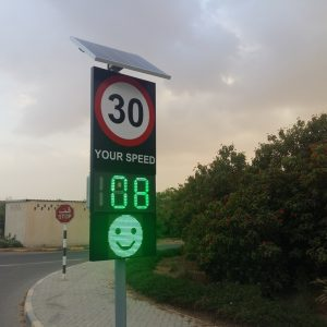 Your Speed Radar Sign